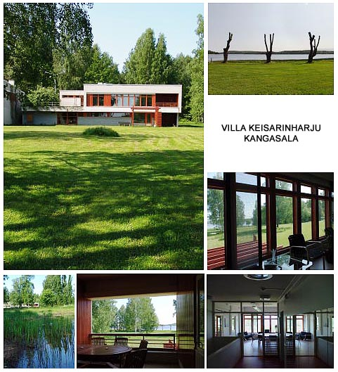 Villa Keisarinharju