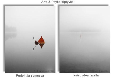 Arte & Psyke         diptyykki