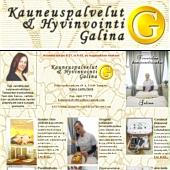 Kauneuspalvelut Galina