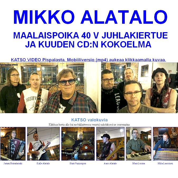 Mikko Alatalo kiertue