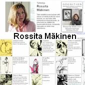 Rossita Mäkinen Mäkinen - taiteilija